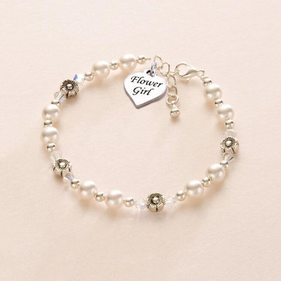 Picture of Flower Girl Bracelet